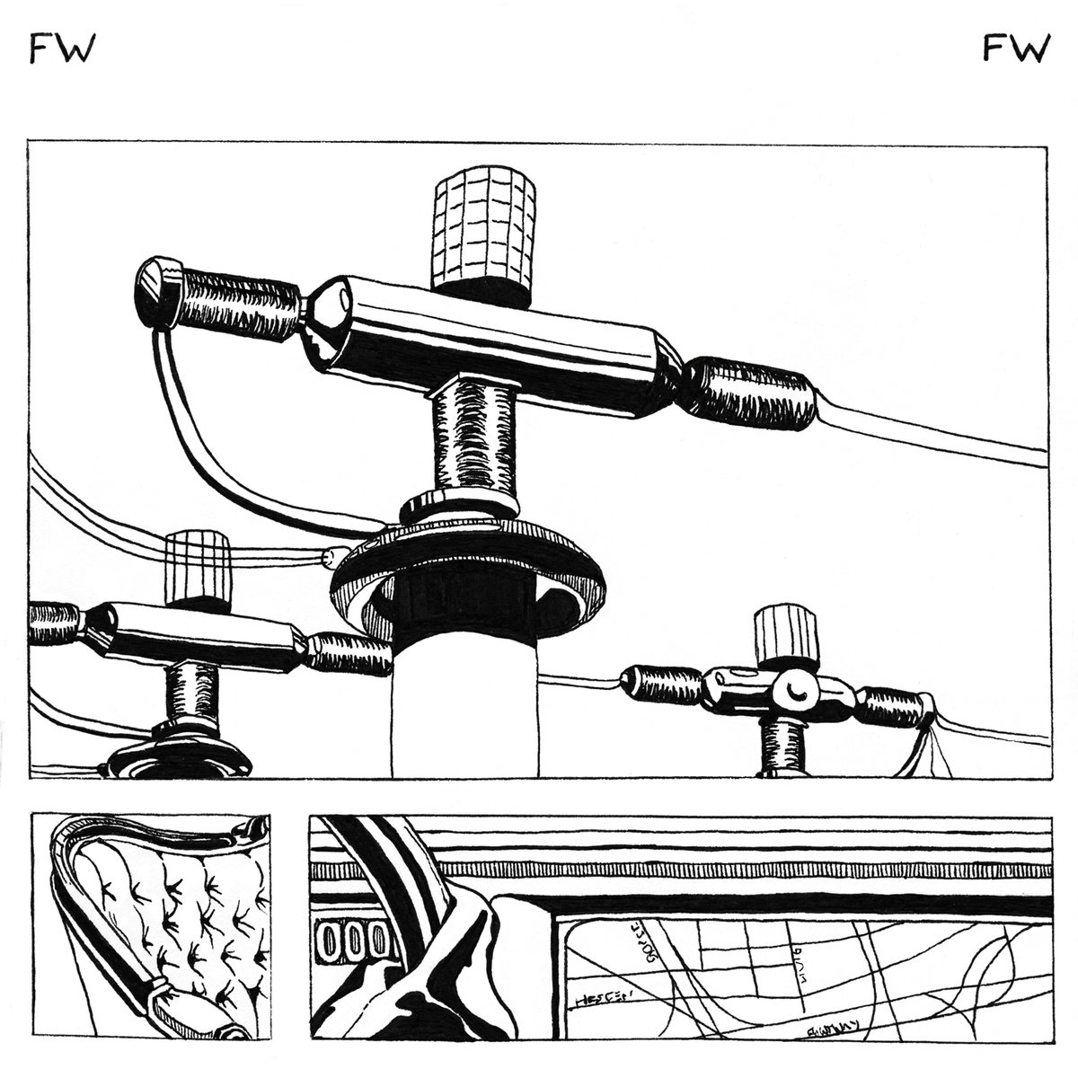 Forth Wanderers – Forth Wanderers (Sub Pop)
