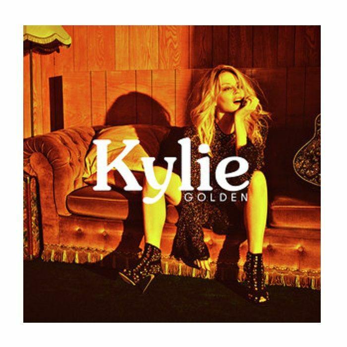 Kylie Minogue – Golden (BMG)