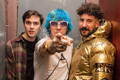 Dancehall – The Band (Vibe/Anti-Vibe)