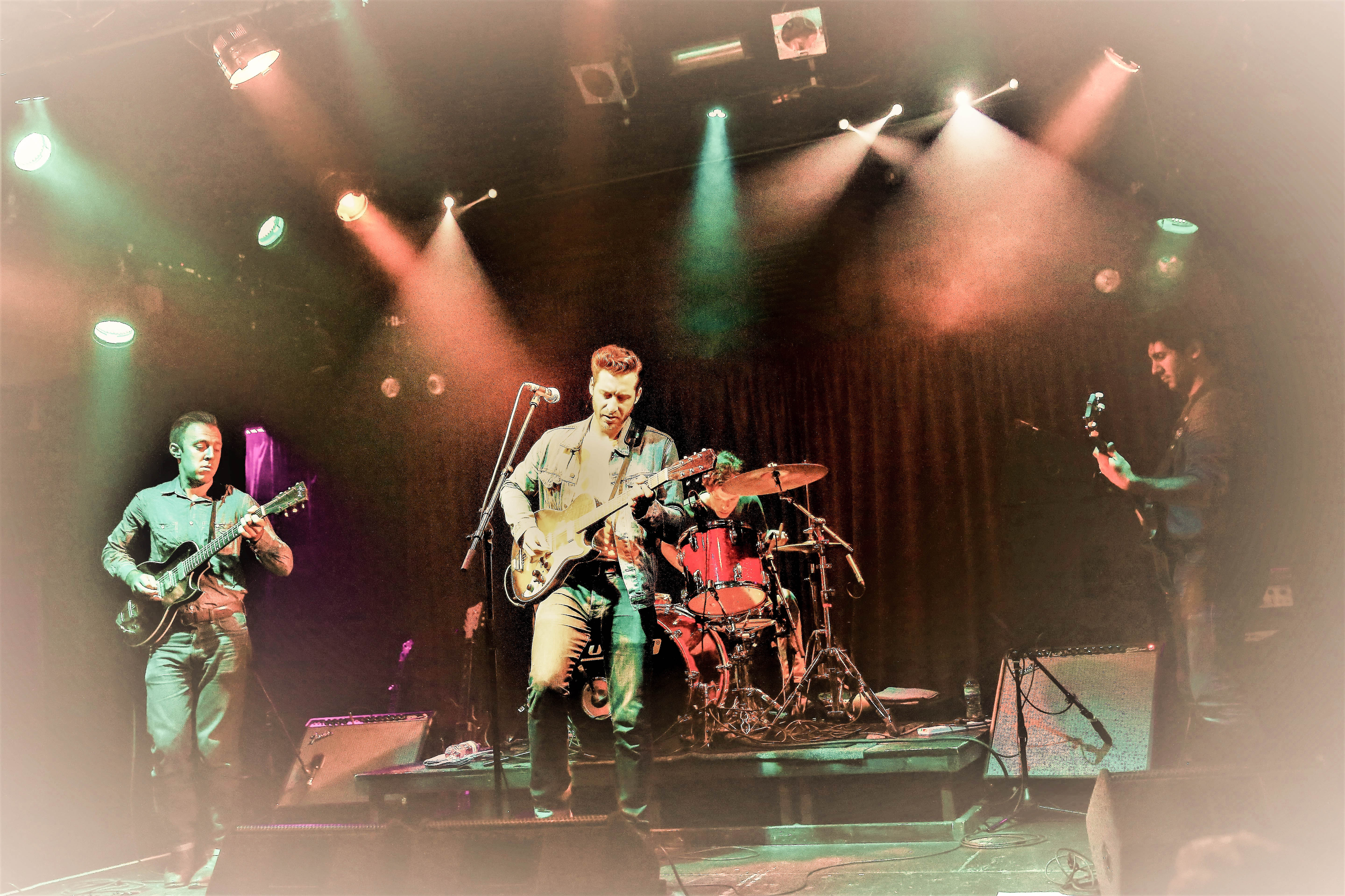 The Americans – The Library, Leeds, 05/07/2018