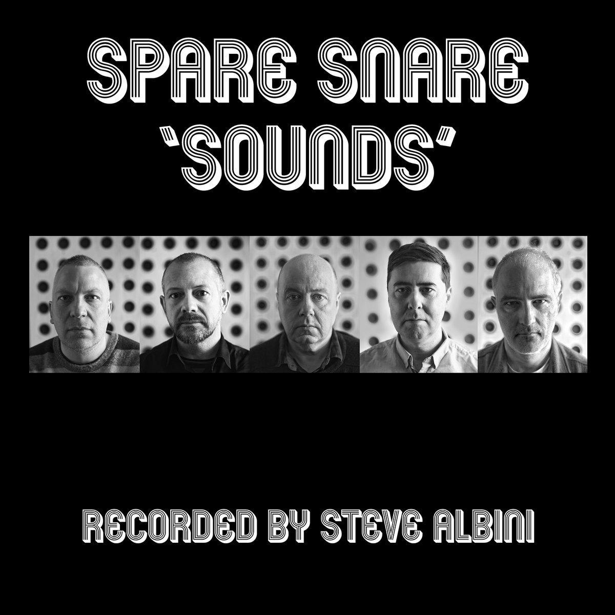 Spare Snare – 'Sounds' (Chute Records)