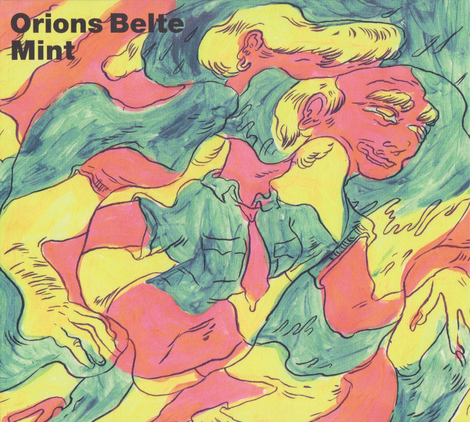 Orions Belte – Mint (Jansen)