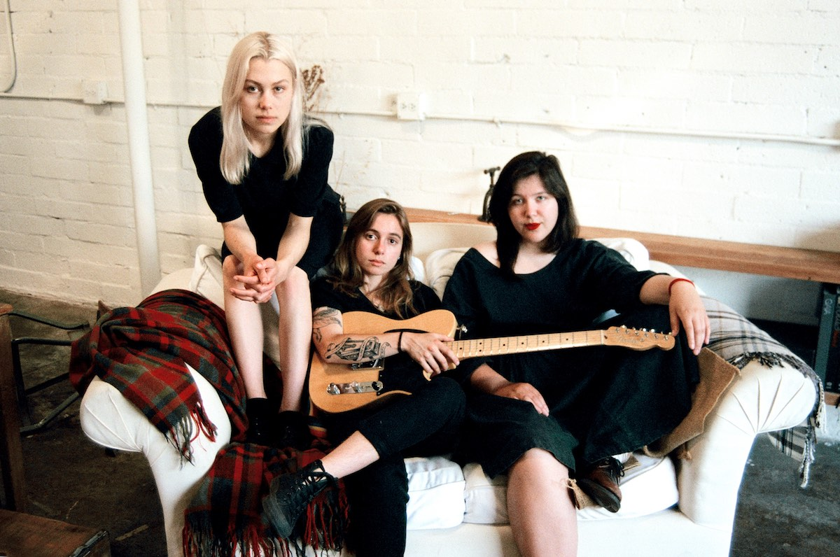 NEWS: Julien Baker, Phoebe Bridgers and Lucy Dacus team up for boygenius EP