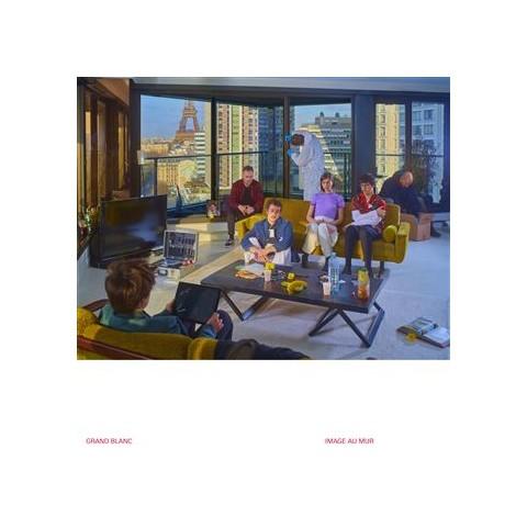 Grand Blanc – Image Au Mur (Enterprise Records)
