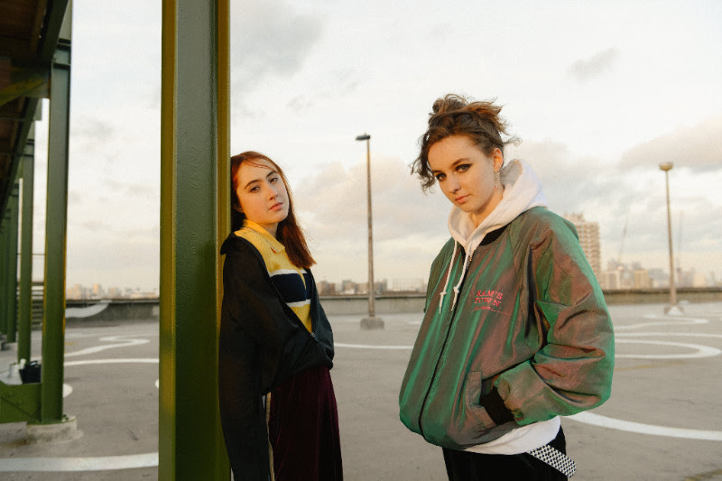 Let's Eat Grandma to support Chvrches on UK Tour