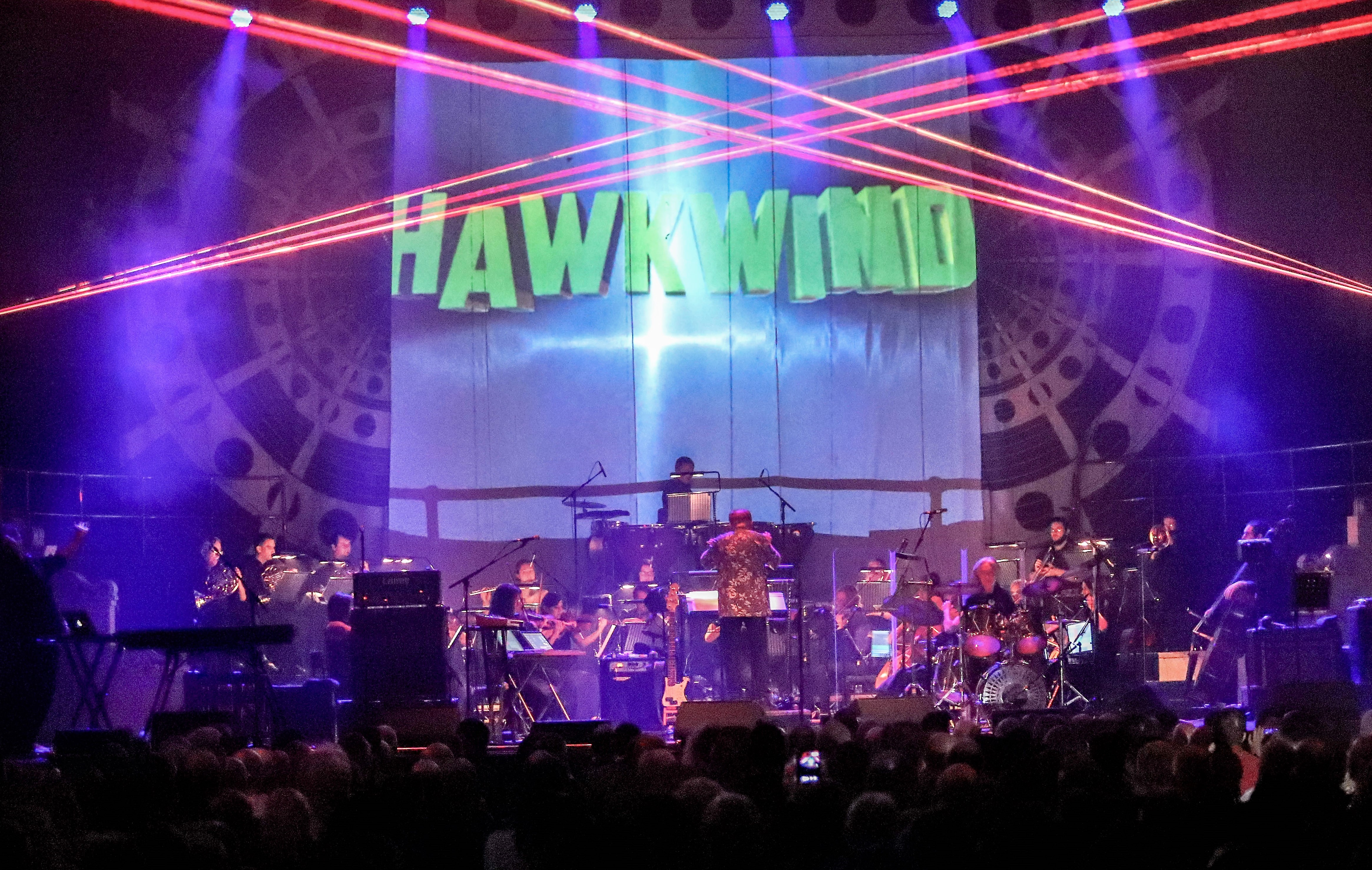 Hawkwind – Leeds Town Hall, 19/10/2018