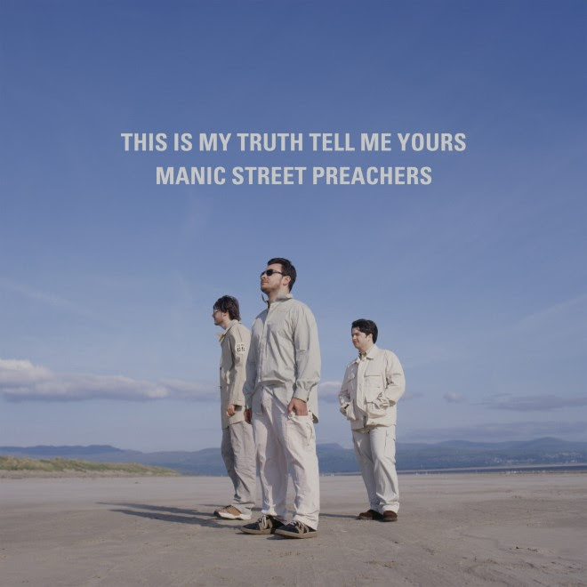 NEWS: Manics announce 'This Is My Truth Tell Me Yours' 20 Year Collectors Edition & UK Tour