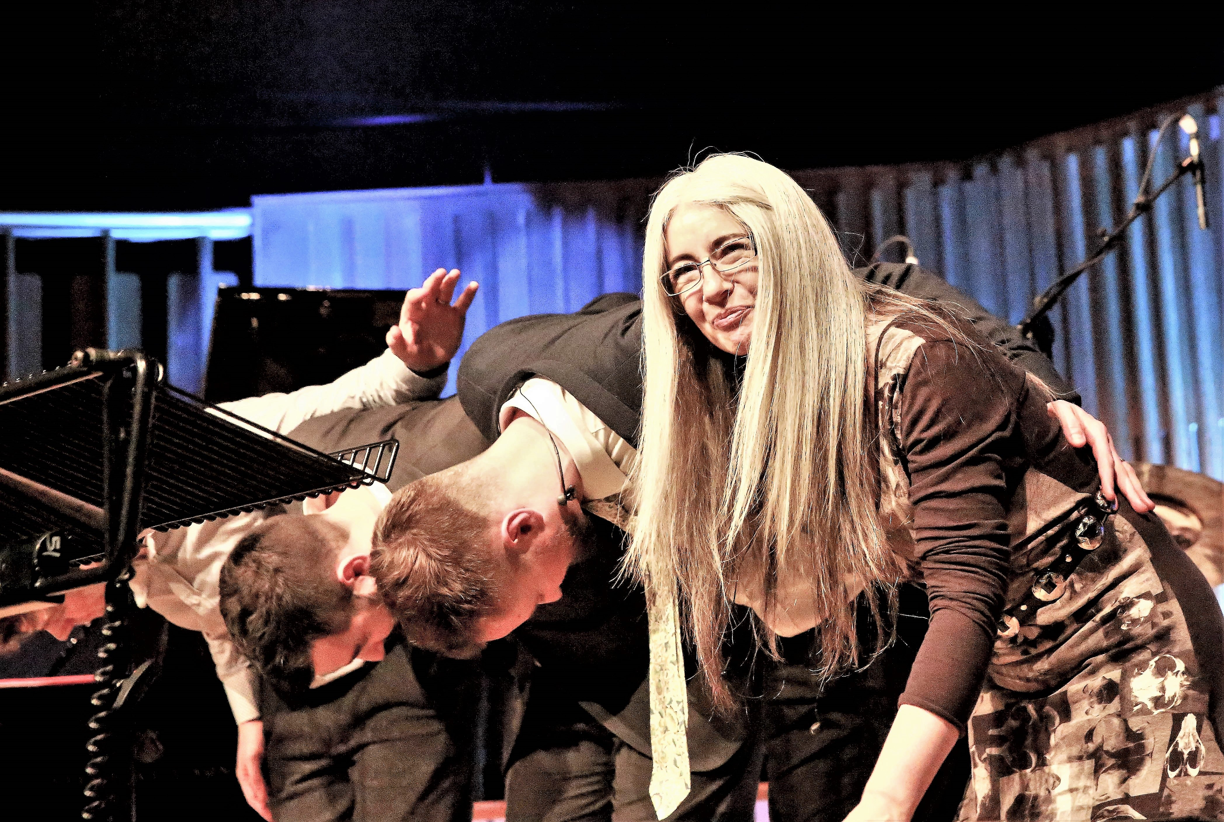 Evelyn Glennie and Trio HLK – Howard Assembly Room, Leeds, 16/11/2018