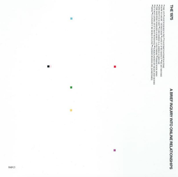 The 1975 – A Brief Inquiry Into Online Relationships (Dirty Hit)