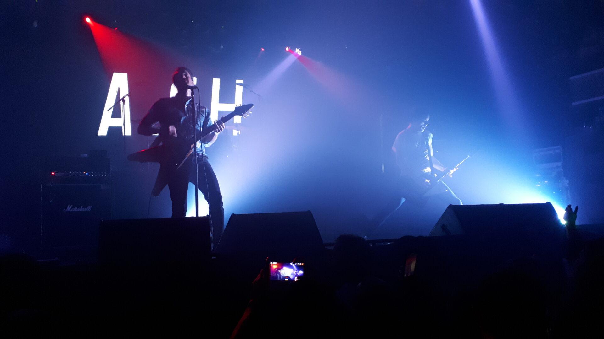 Ash – RCA Live Arena, Bangkok, 27/11/2018