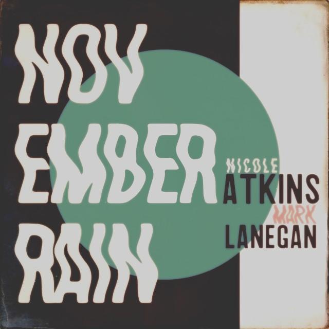NEWS: Nicole Atkins releases 'November Rain' duet with Mark Lanegan