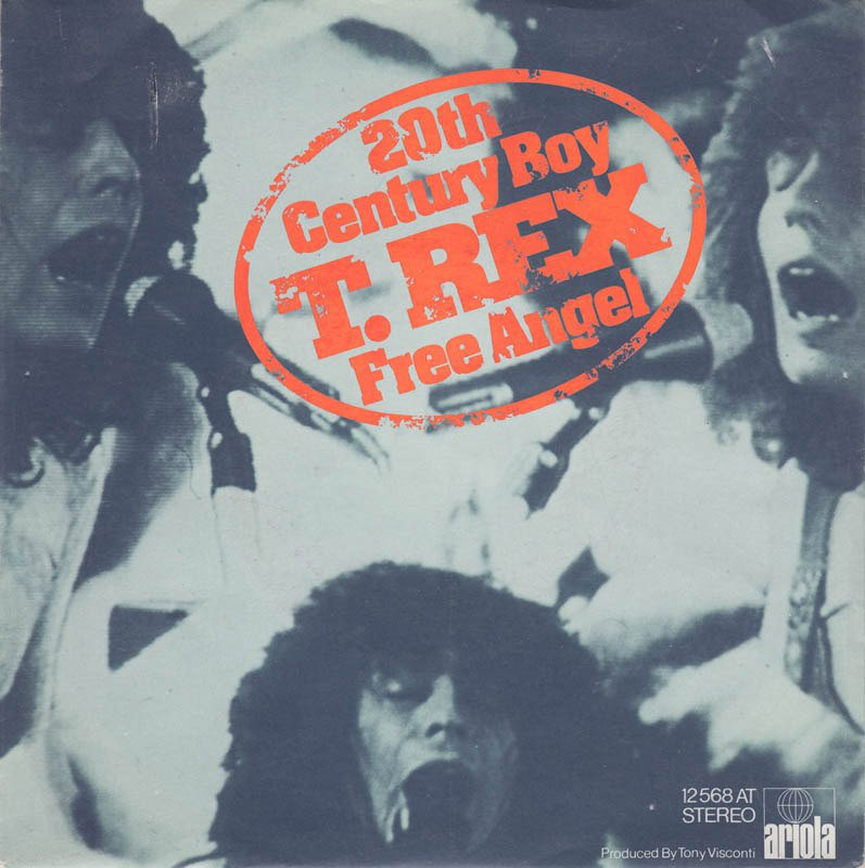 Inarguable Pop Classics #39: T. Rex – 20th Century Boy