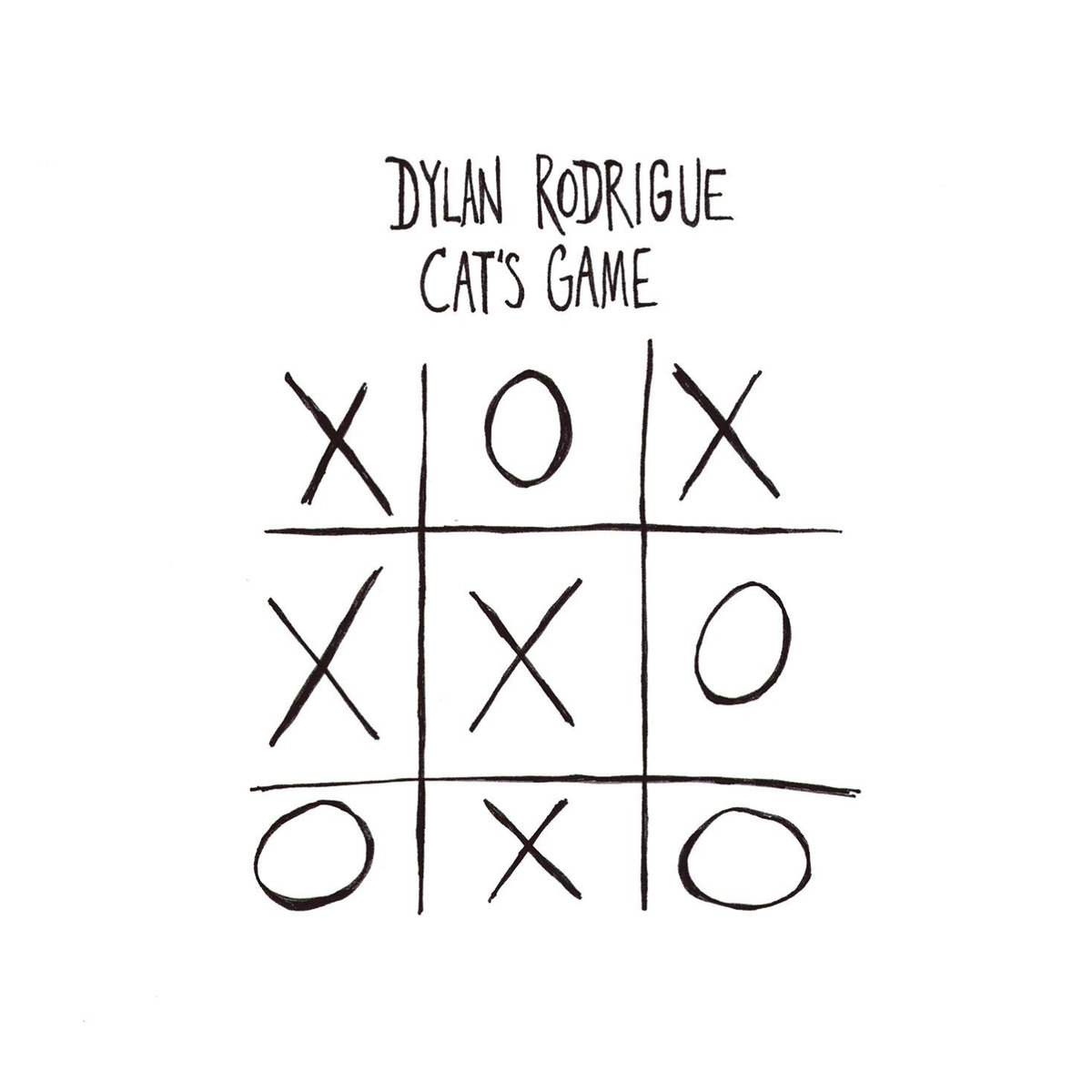 NEWS: debut album from Dylan Rodrigue to be released next month