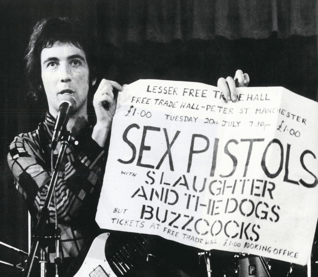 TRIBUTE: Pete Shelley (Buzzcocks)
