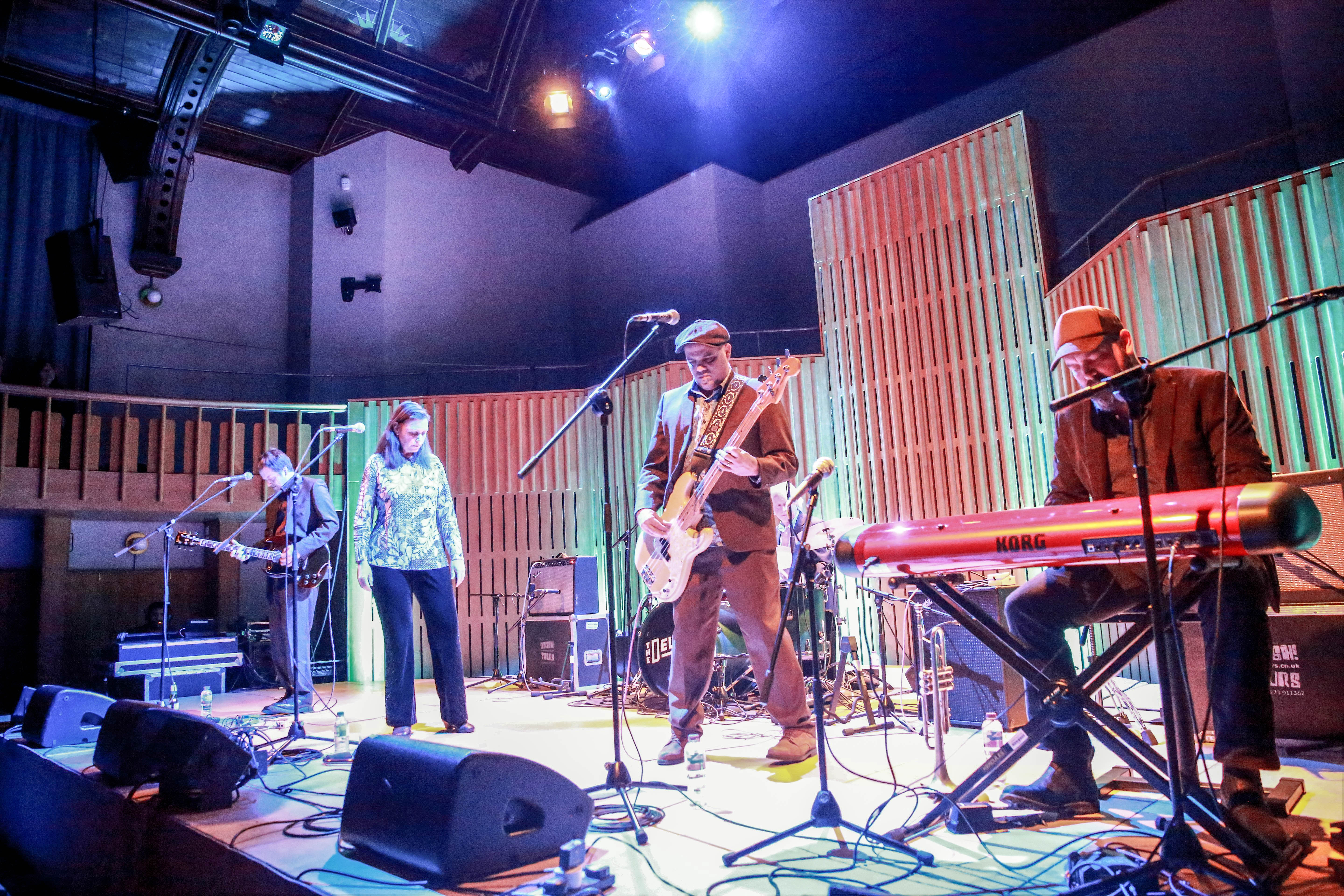 The Delines – Howard Assembly Room, Leeds, 30/01/2019