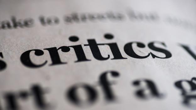 OPINION: Thinking Critically