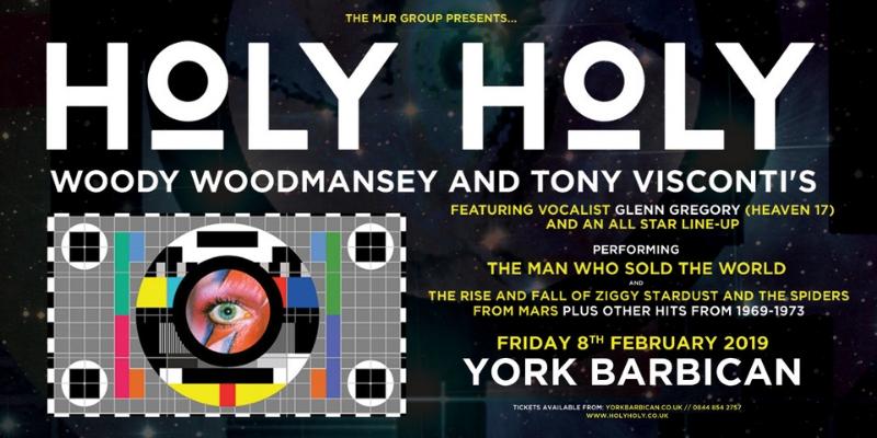 Holy Holy – York Barbican, 08/02/2019