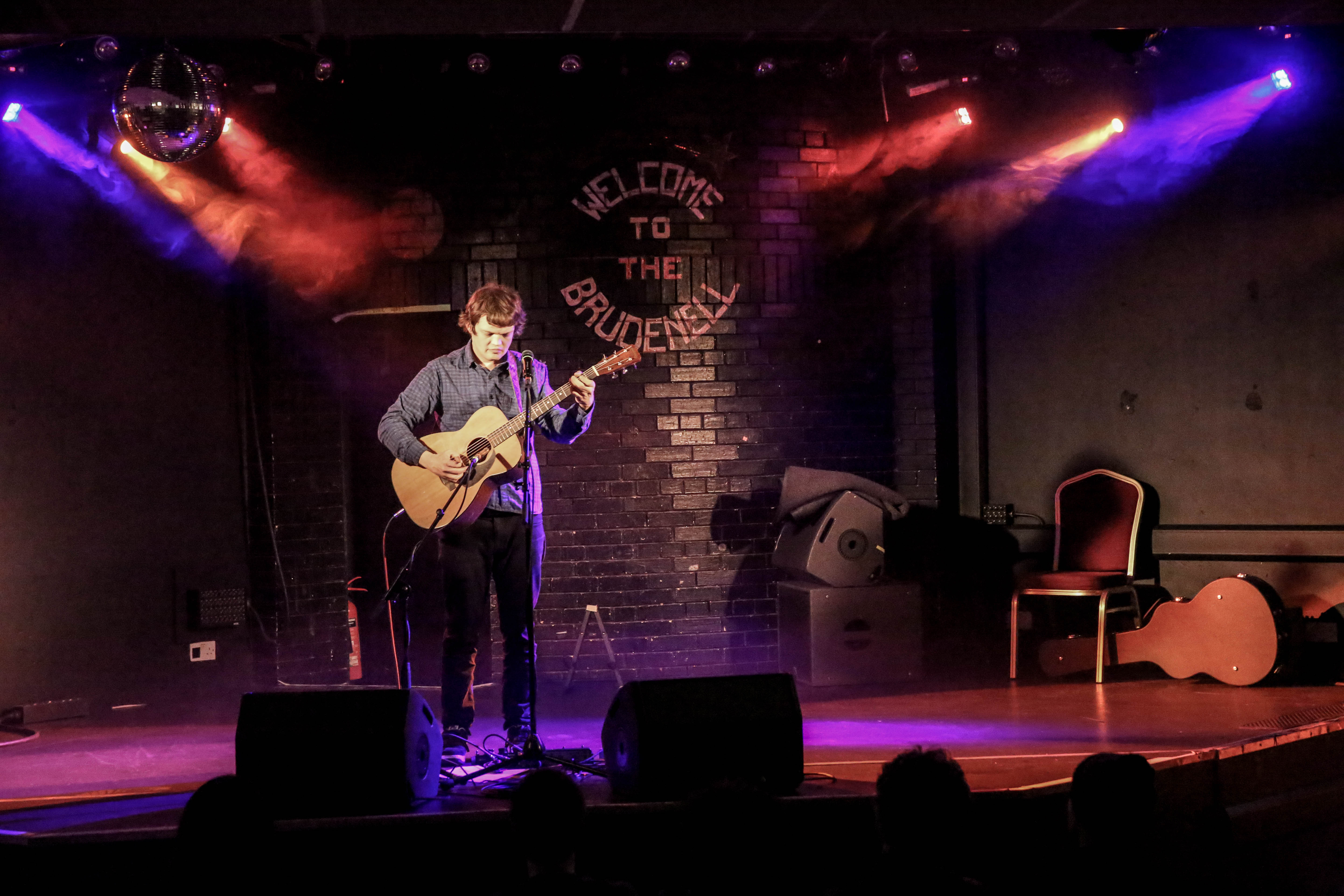 William Tyler – Brudenell Social Club, Leeds, 29/04/2019