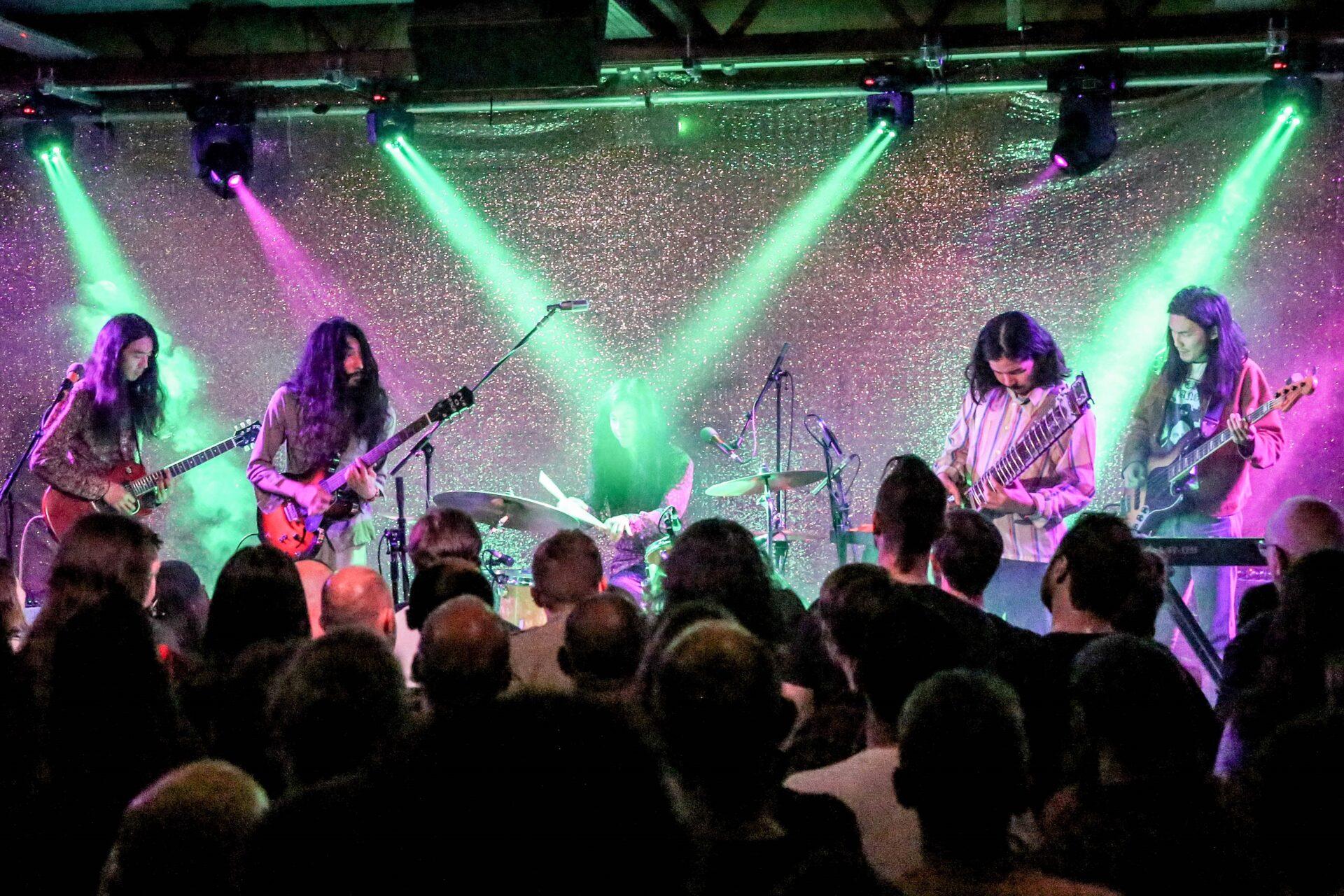 Kikaguku Moyo – Brudenell Social Club, Leeds, 22/05/2019