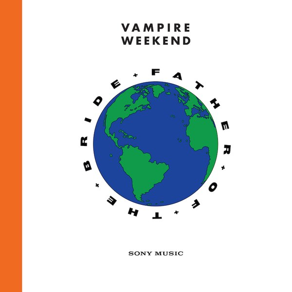 Vampire Weekend – Father of the Bride (Columbia Records)