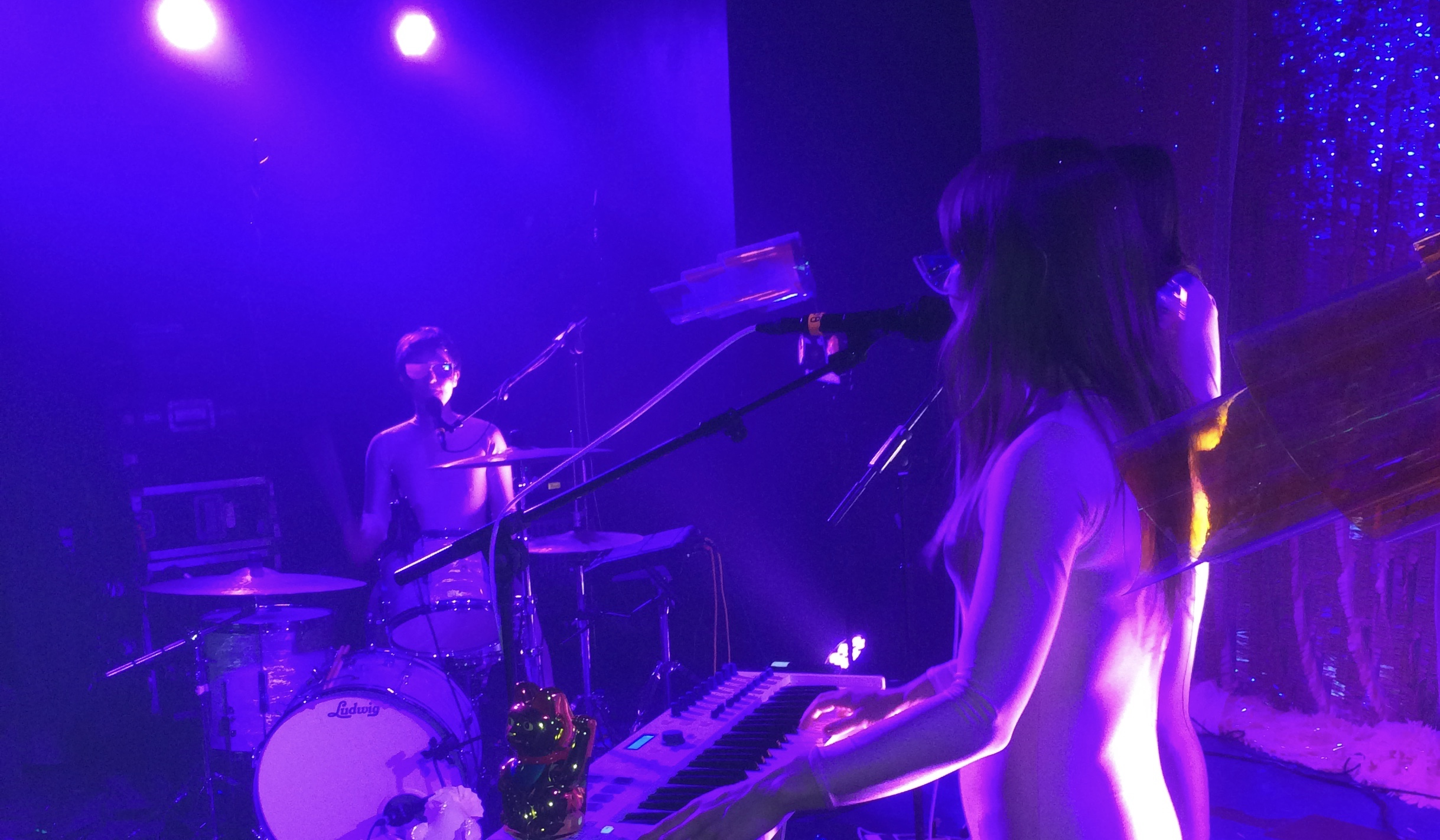 Stealing Sheep – Clwb Ifor Bach, Cardiff, 03/05/2019