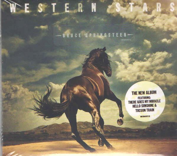 Bruce Springsteen – Western Stars (Columbia)