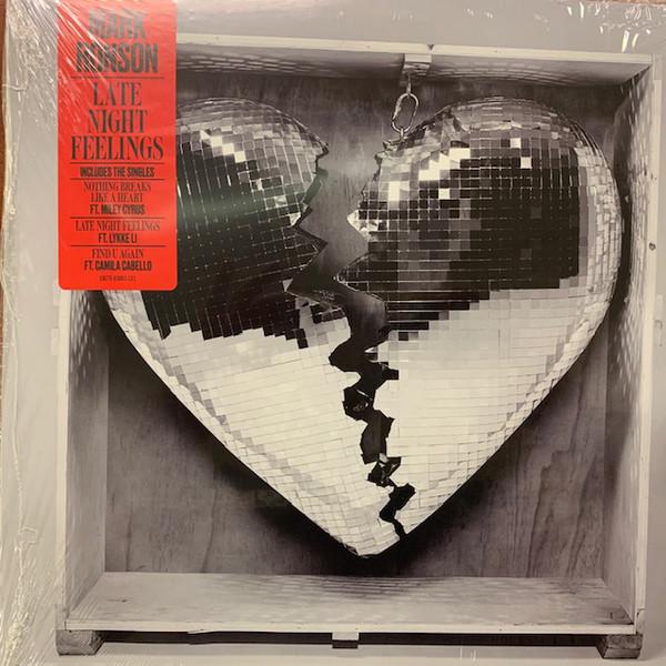 Mark Ronson – Late Night Feelings (Sony)