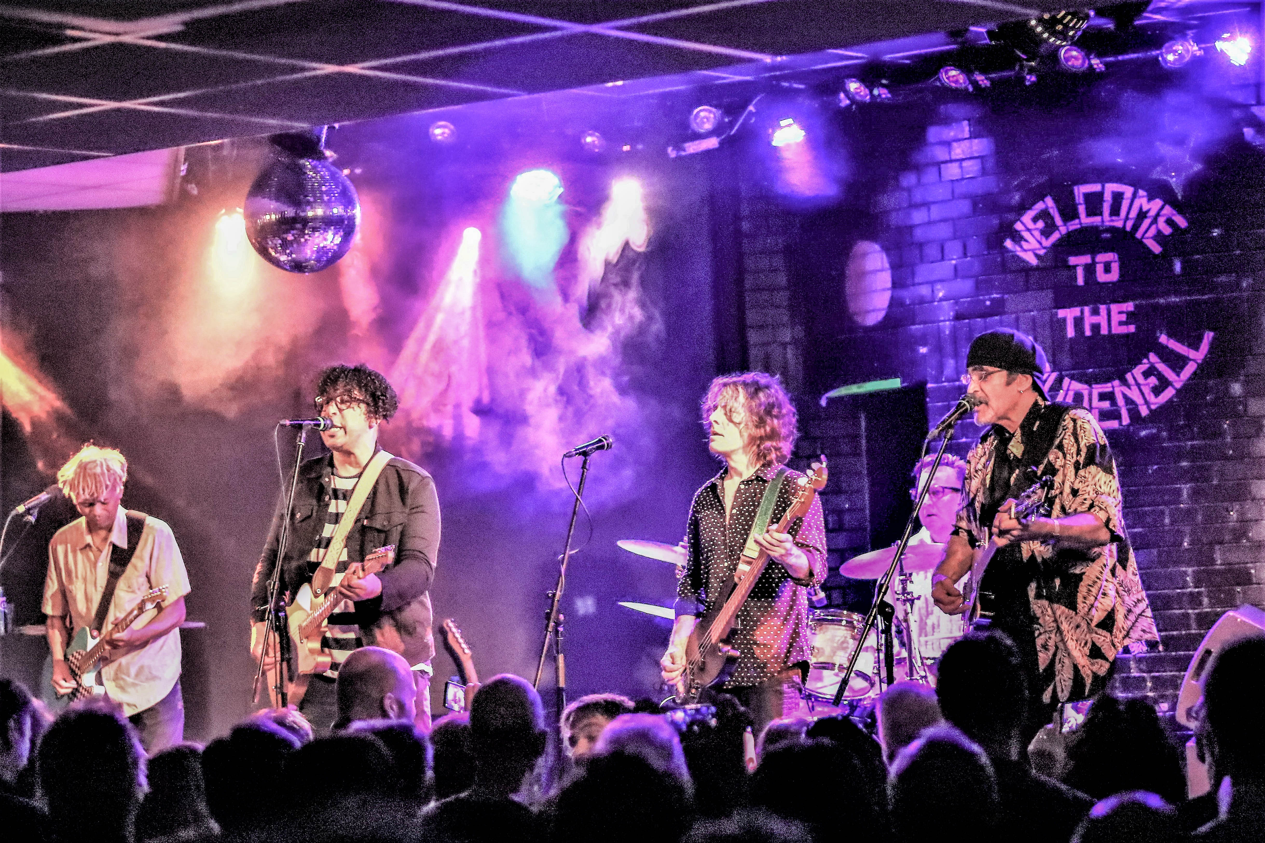 The LOVE Band featuring Johnny Echols – Brudenell Social Club, Leeds, 01/07/2019