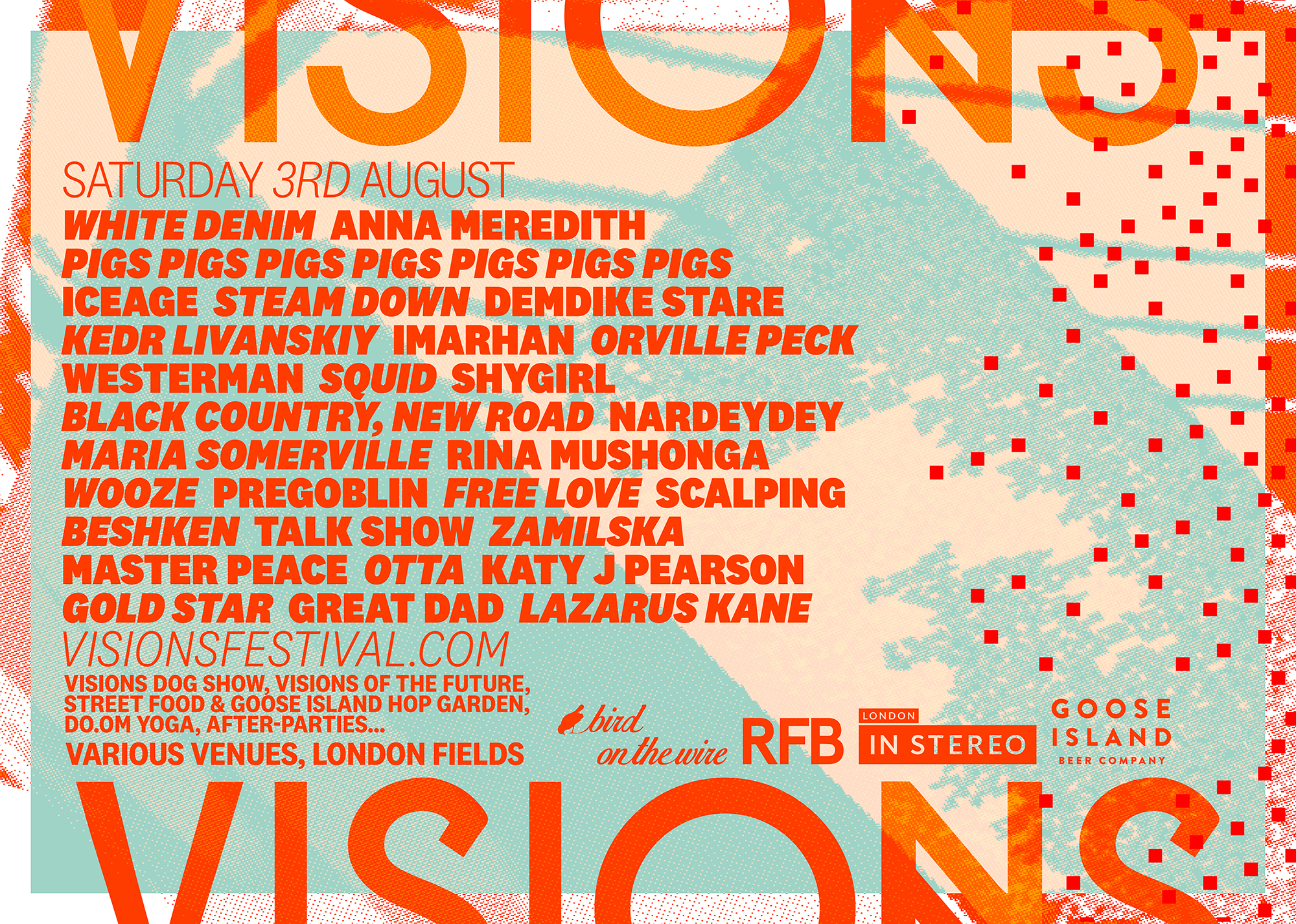 PREVIEW: Visions 2019