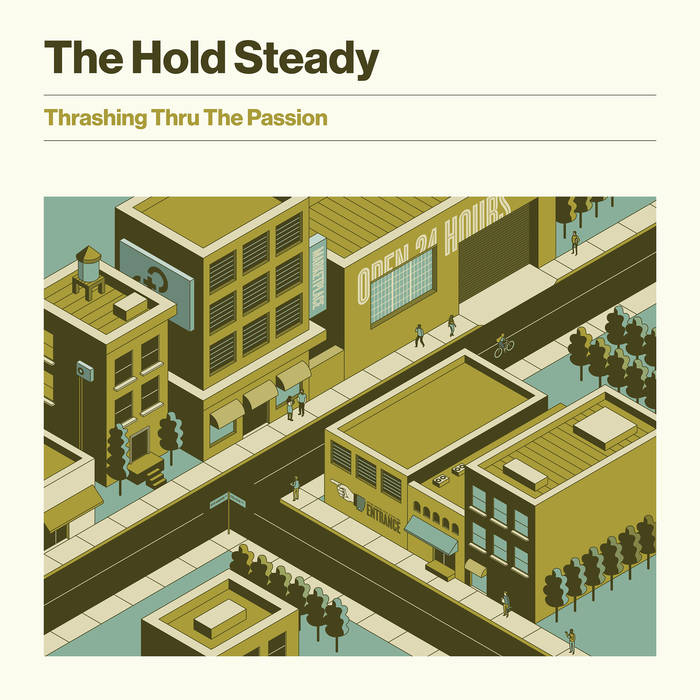 The Hold Steady – Thrashing Thru The Passion (Frenchkiss)