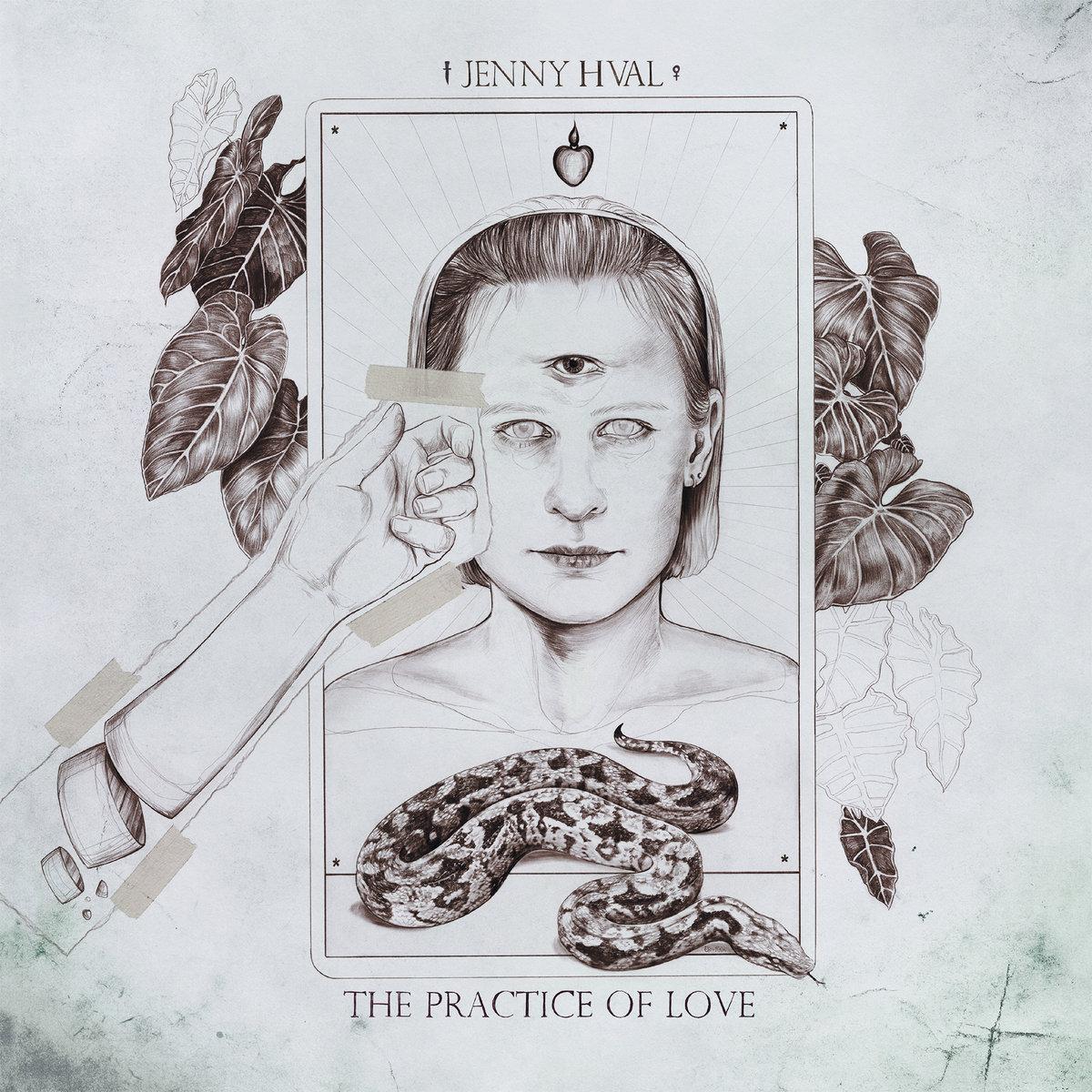 Jenny Hval – The Practice of Love (Sacred Bones Records)