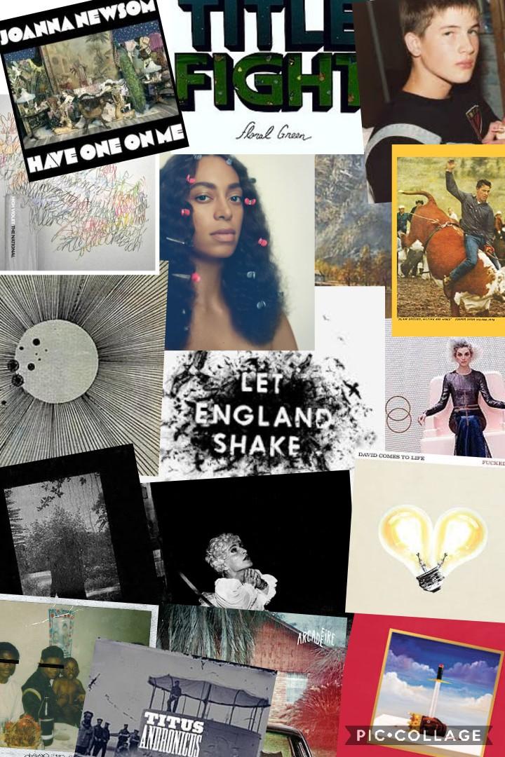 Best of the Decade: Adam Lamont's Top Twenty Albums
