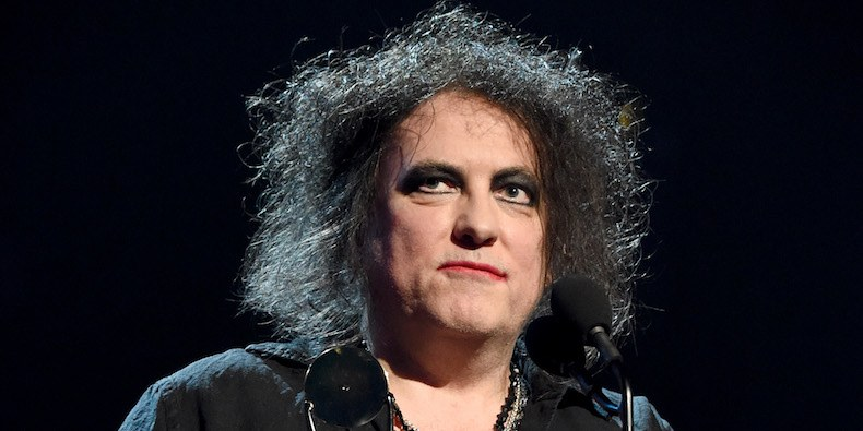 NEWS: Robert Smith reveals The Cure have three new albums in the works