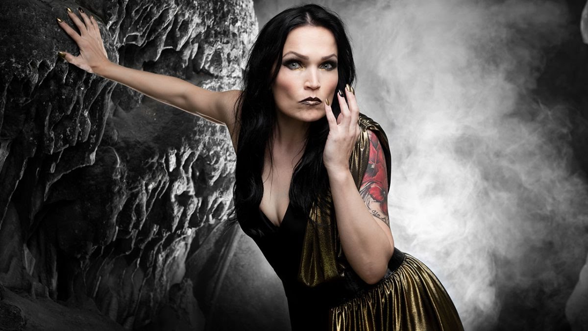 NEWS: Operatic metal diva Tarja Turunen to make small UK tour