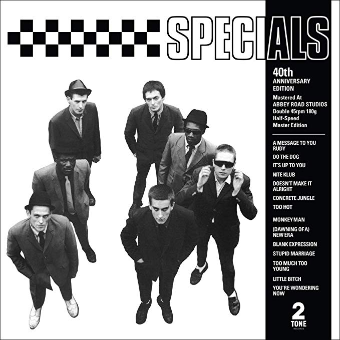 The Specials – The Specials (40th anniversary edition)