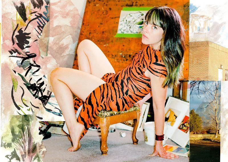 NEWS: Frances Quinlan(Hop Along) announces solo album 'Likewise'