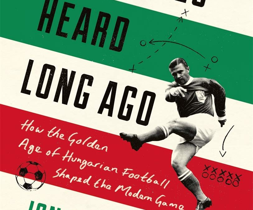 Book Review: The Names Heard Long Ago by Jonathan Wilson