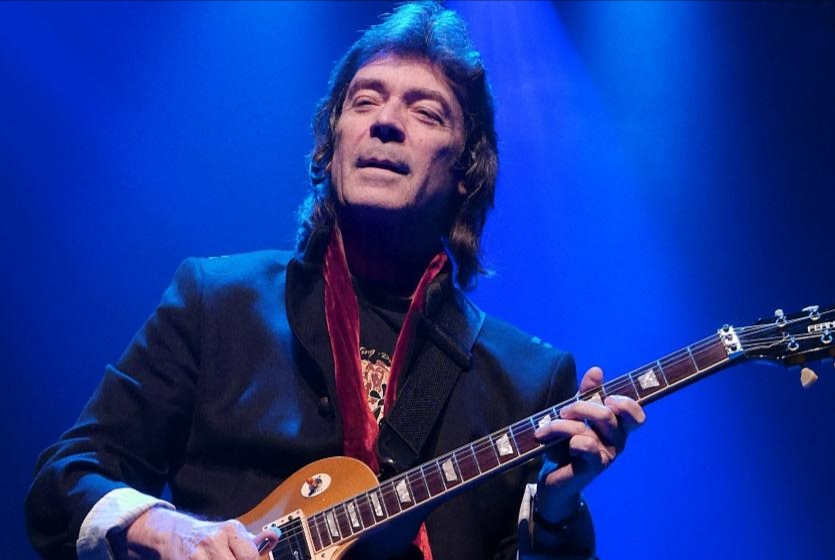 Steve Hackett – Genesis Revisited: Bridgewater Hall, Manchester, 26/11/2019