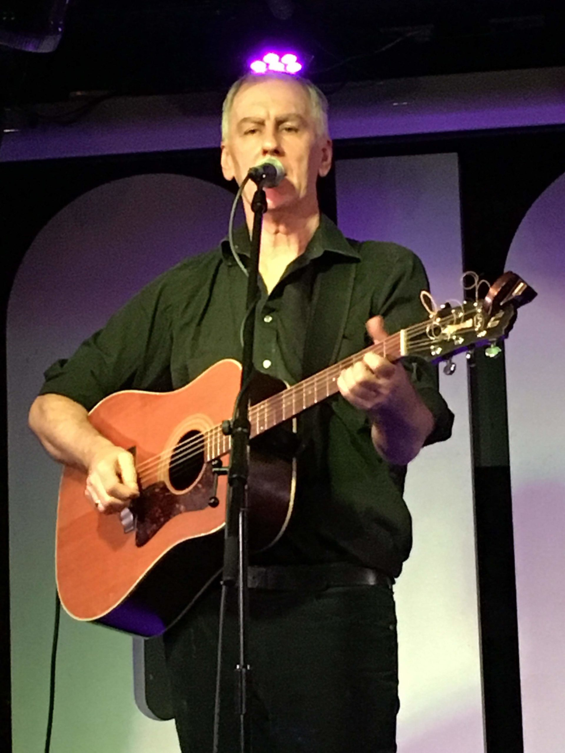Robert Forster – Birmingham Glee Club, 26/11/2019