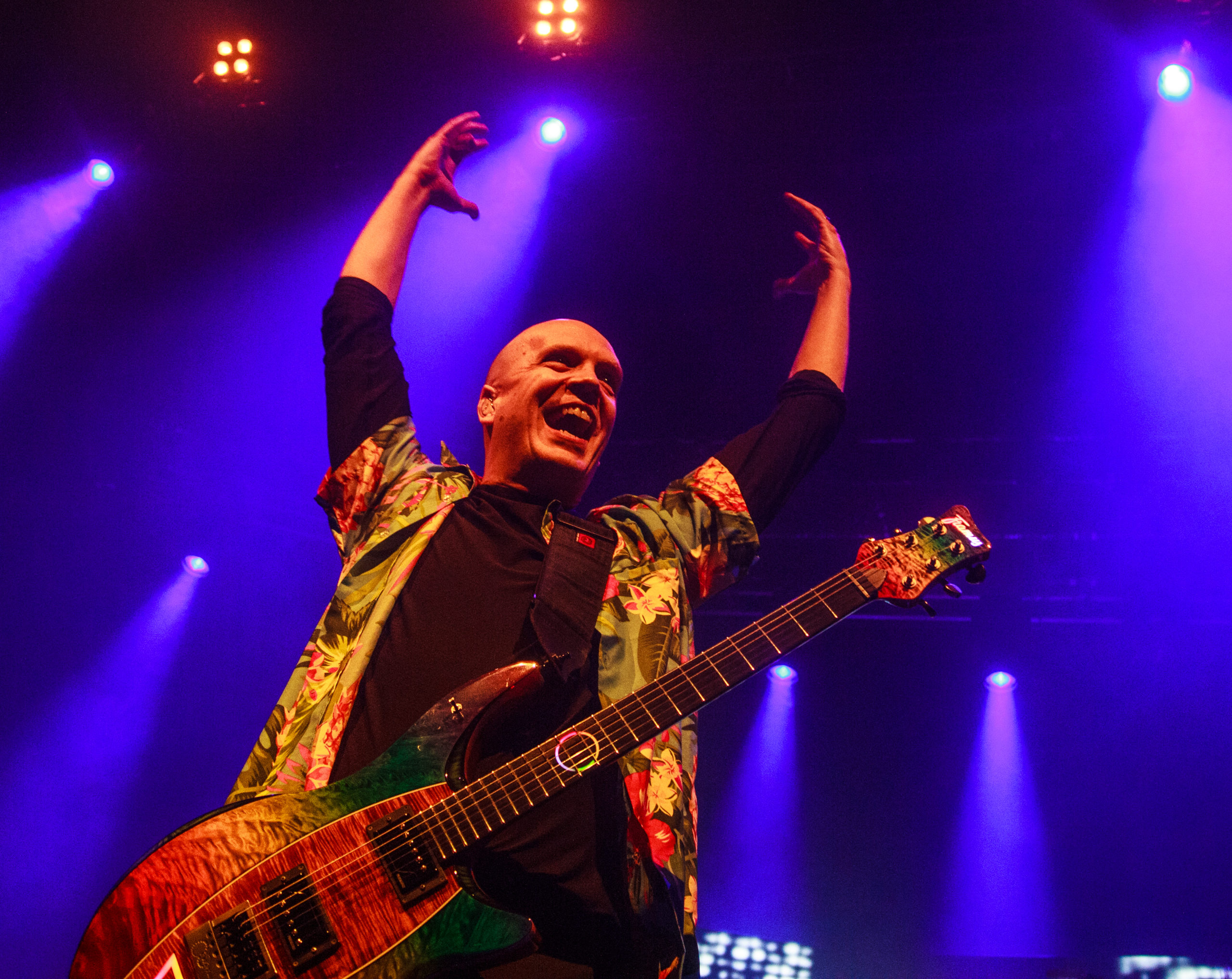 Devin Townsend – The Roundhouse, London, 12/12/2019