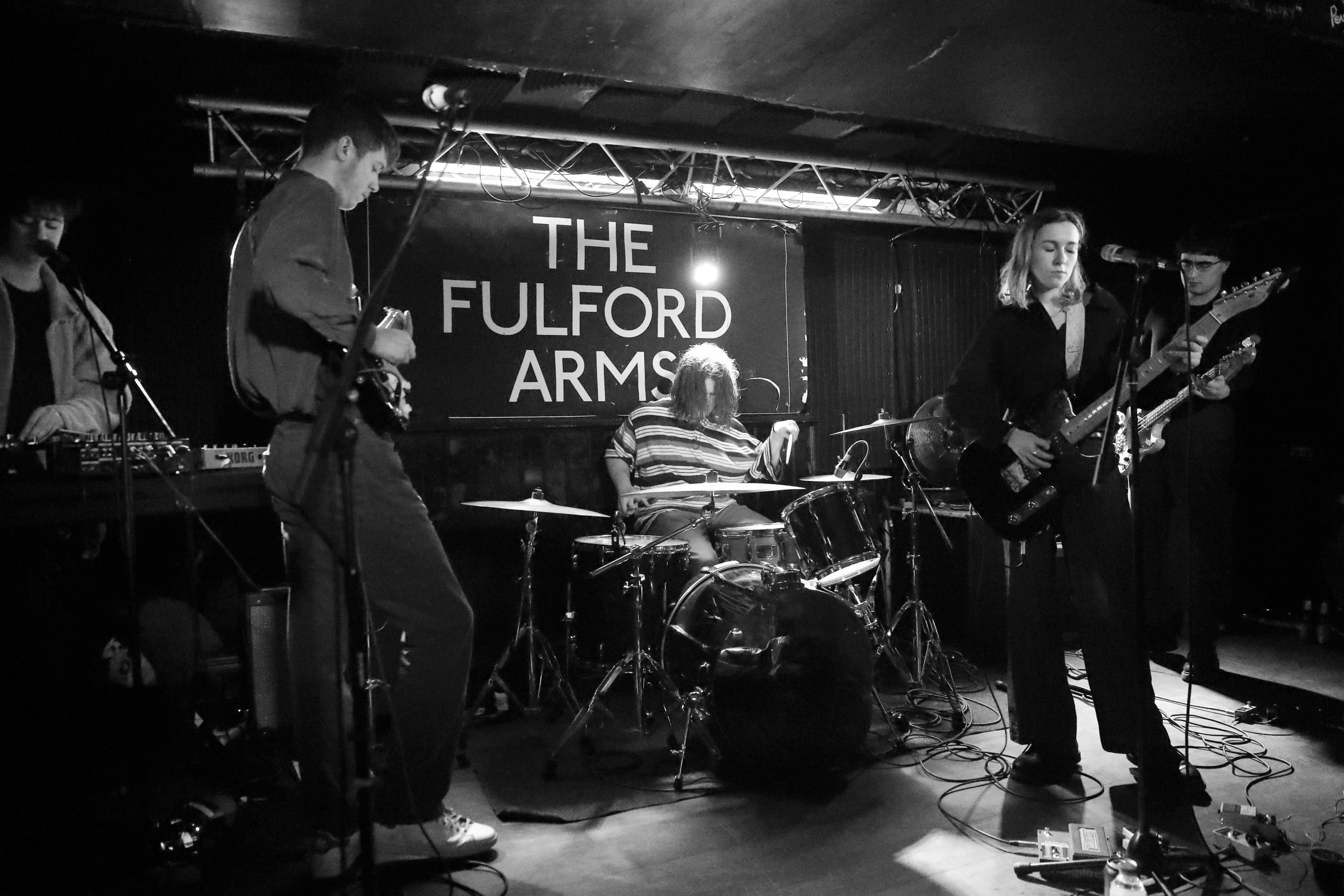 Sorry – Fulford Arms, York, 11/02/2020