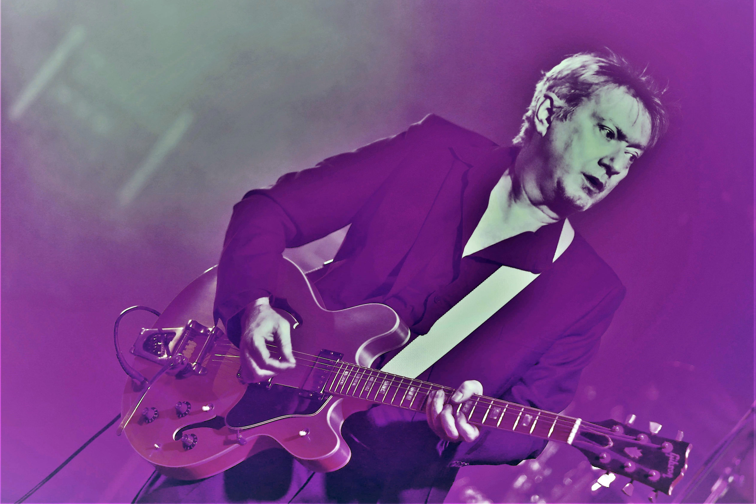 TRIBUTE: Andy Gill (Gang of Four)