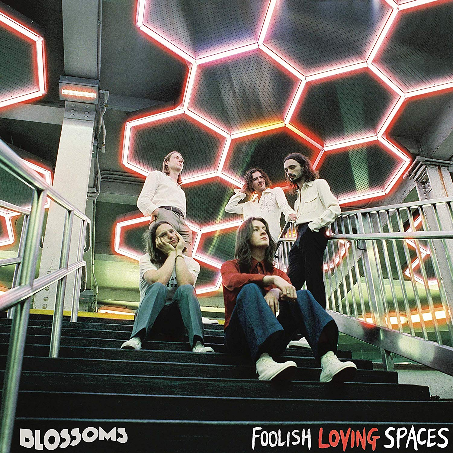 Blossoms – Foolish Loving Spaces(Virgin)