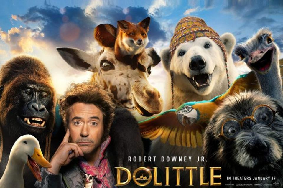 Film In Focus: Dolittle