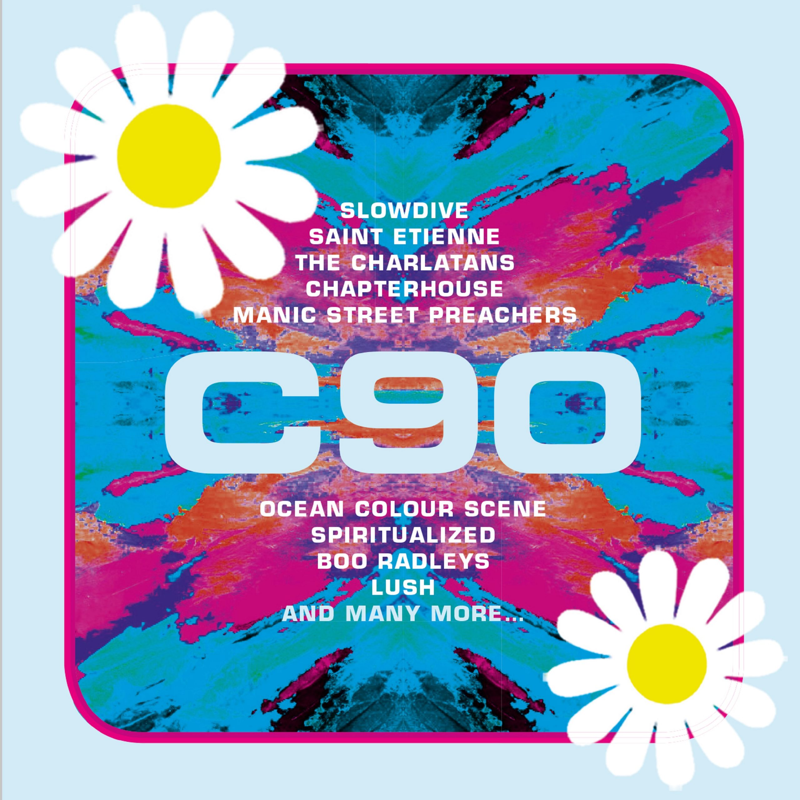 Various Artists – C90 (Cherry Red)