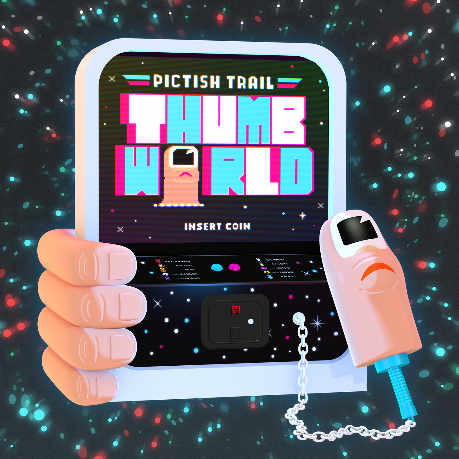 Pictish Trail – Thumb World (Fire Records)
