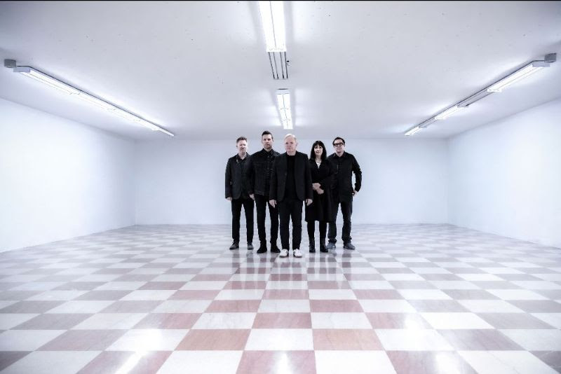 NEWS: New Order announce only UK show for 2020 & Co-Headline US Tour w/ Pet Shop Boys