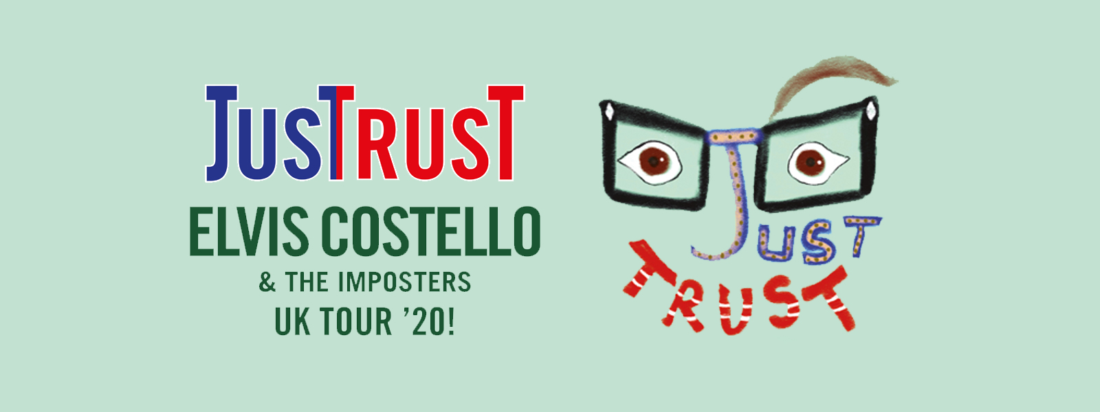 Elvis Costello and the Imposters / Ian Prowse – Usher Hall, Edinburgh, 10/03/2020
