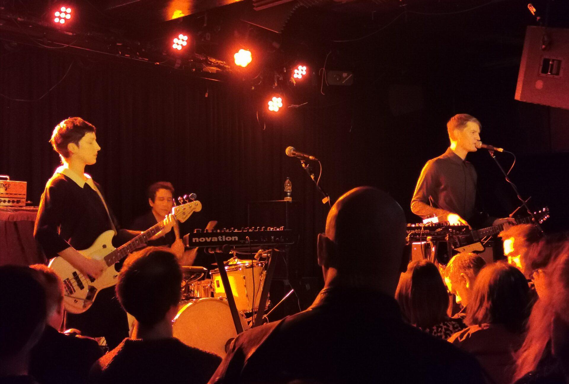 The Wants – The Lexington, London, 27/02/2020
