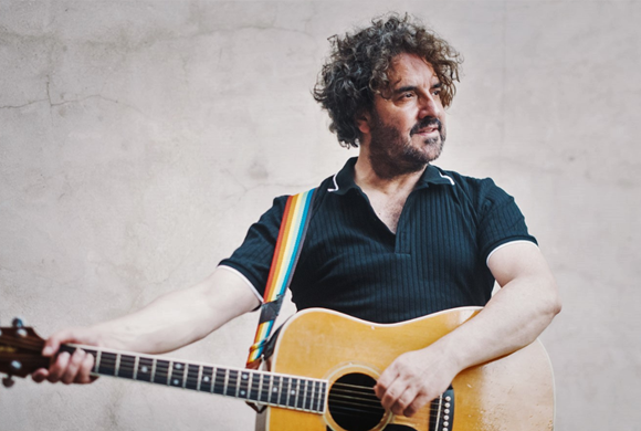 IN CONVERSATION: Ian Prowse